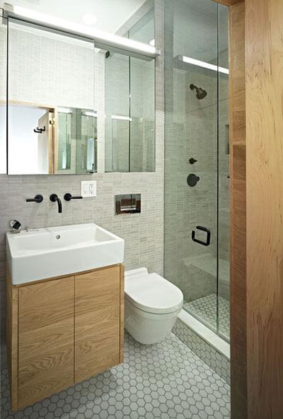 Küçük Banyolar için Büyük Fikirler